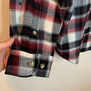 Timber Trail Shirts - TIMBER TRAIL Men's Plaid Flannel Button Down Shirt